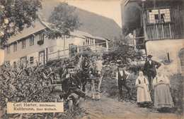 KALTBRUNN SWITZERLAND-CARL HARTER-BÜHLBAUER-AMT WOLFACH PHOTO POSTCARD  39129 - SG St. Gall