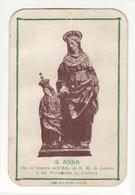 Santino Antico Sant'Anna Da Caserta - Religione & Esoterismo