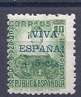 190031292   ESPAÑA  EDIFIL  CACERES  Nº   24  **/MNH  CALCADO - Emissioni Nazionaliste