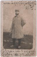 MILITARIA. 14-18. LAY-SAINT-CHRISTOPHE (54) CARTE PHOTO Du POILU TIXIER. 1915. - Guerre 1914-18