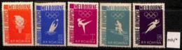 [813189]Roumanie  - Jeux Olympiques à Melbourne, Sports Divers, SC - Ete 1956: Melbourne