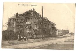 LA PANNE - Villa Adèle.1908. Oblitérations Adinkerke Et Tournai. - De Panne