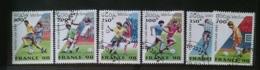 [811792]Laos 1997 - N° 1281/1286, Coupe Du Monde De Football, France '98, SC - Laos