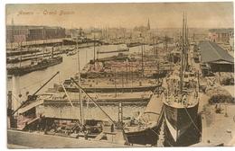 ANVERS - Grand Bassin - Antwerpen
