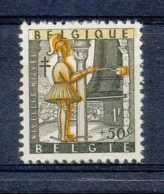[650236]N° 1083-cu, Jan Van Nijvel, Curiosité: Couleur Orange Très Décalée - Abarten Und Kuriositäten