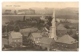CELLES - Panorama. Oblitération Celles (Hainaut) 1912. - Celles