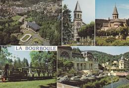 63 La Bourboule Divers Aspects (2 Scans) - La Bourboule