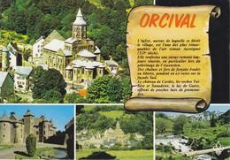 63 Orcival Divers Aspects (2 Scans) - France