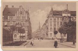 BEUTHEN O.S. - BYTOM - 1910-1920 - Gymnasialstrasse - Polen Polska Pologne - Poland