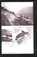 AK Gryon, Les Diablerets & L'Argentine, Chalet De Juste Olivier - VD Vaud