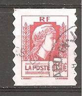 Francia-France Nº Yvert 3716 - Autoadhesivo-43 (usado) (o) - Oblitérés