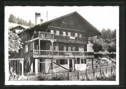 AK Gryon, Home D'enfants La Bergerie, Riant - VD Vaud