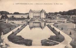 17 - SAINT-PORCHAIRE - Château De La Roche-Courbon - Le Miroir D'eau - France