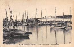 44 - LE CROISIC - Une Vue Du Port à Marée Haute - Le Croisic