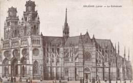 45 - ORLEANS - La Cathédrale - Orleans