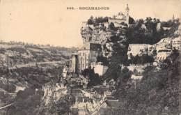 46 - ROCAMADOUR - Rocamadour