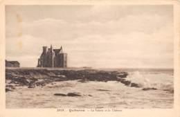 56 - QUIBERON - La Pointe Et Le Château - Quiberon