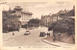 88 - VITTEL - Alhambra-Casino Et Hôtel De Lorraine - Vittel Contrexeville
