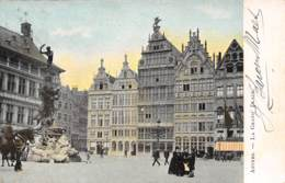 ANVERS - La Grand'Place - Antwerpen