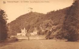 ARDENNE-HOUYET - Le Château - Tour Du Rocher Et La Halle D'Ardenne - Houyet