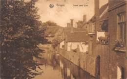 BRUGES - Canal Sans Quai - Brugge