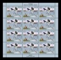 Russia 2019 Mih. 2654 Europa. Fauna. National Birds. Siberian Crane (M/S) MNH ** - Unused Stamps