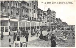 DE PANNE - Villa's En Hotels Op De Zeedijk - De Panne