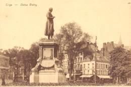LIEGE - Statue Grétry - Luik