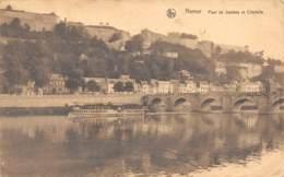 NAMUR - Pont De Jambes Et Citadelle - Namen