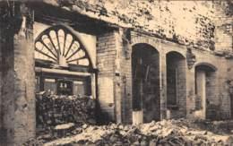 Ruines De LOUVAIN - Université.  Intérieur. - Leuven