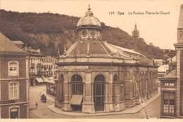 SPA - Le Pouhon Pierre-le-Grand - Spa