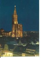 (A) Strasbourg : La Cathedrale Illuminée - Strasbourg