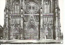 (A) Strasbourg : Façade De La Cathedrale - Strasbourg