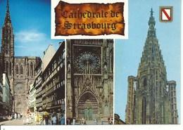 (A) Strasbourg :  La Cathedrale Notre Dame - Strasbourg