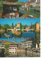 (A) Strasbourg :  La Petite France - Strasbourg