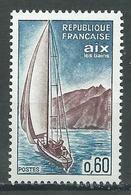 France YT N°1437 Aix Les Bains Neuf ** - France
