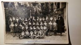 """Foto Di Gruppo - Scuola """"Ricordo Della Mia Classe Anno 1932-33 XI"""" - Roma - Foto-Luglielli Via Del Babuino 154 - Foto"""