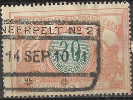 9S-943: TR32: NEERPELT N°2: Type  FN°2_k - Chemins De Fer