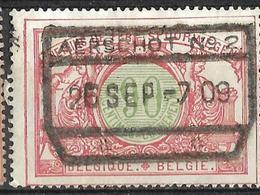 9S-942: TR40: AERSCHOT N°2: Type  FN°2_k - Chemins De Fer