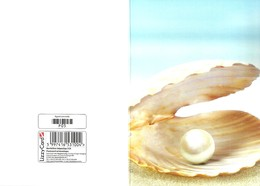 SNAIL * SHELL * CLAM * PEARL * OYSTER * ANIMAL * Lizzy Card P05 * Hungary - Animali