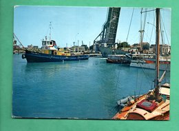 13 Bouches Du Rhone Port Saint Louis Du Rhone Le Pont Mobile Sur Le Canal - Autres Communes