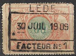 9S-940: TR32: LEDE // FACTEUR N°1: Type  C_FN1.... Is Wat Beschadigd - Chemins De Fer