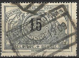 9S-939: TR16: ARGENTEAU N°1: Type  FN1_k - Chemins De Fer