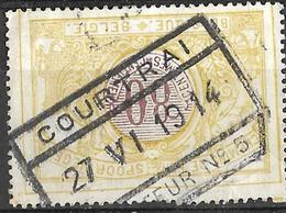9S-938: TR39: COURTRAI // FACTEUR N°5: Type G_FN5 - Chemins De Fer