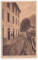 Premana (Vlsassina, Lecco) - Palazzo Del Comune - Poste E Telegrafo - Lecco