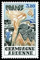 France N° 1920 ** Régions Administratives - La Champagne-Ardenne - France