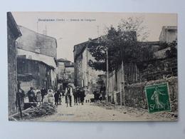 11 BOUTENAC  Carte Rare En état Concours - Avenue De Lézignan  DEN763 - France
