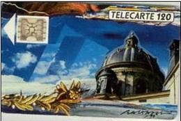 La Télécarte Entre Dans Le Dictionnaire - France - 1990 - Culture