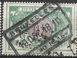 9S-932: TR34: BRUXELLES //NORD N°15: Type F_sN15 - Chemins De Fer