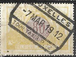9S-931: TR39: BRUXELLES //TOUR ET TAXIS P12: Type F_sN12 - Chemins De Fer